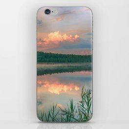 Misty Sunrise iPhone Skin