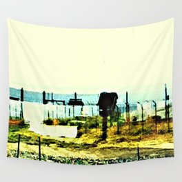 Mile High Layers 03 Wall Tapestry
