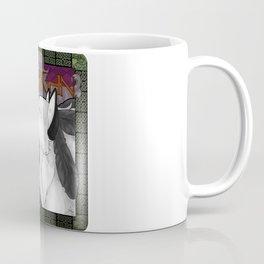 Morrigan- Art Nouveau Coffee Mug