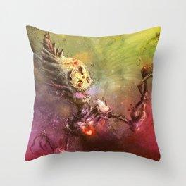 Cupid's Treasure Throw Pillow