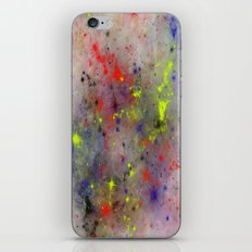 Primary Space iPhone & iPod Skin