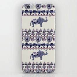 Indian Style Indie Hand Drawn Art iPhone Skin