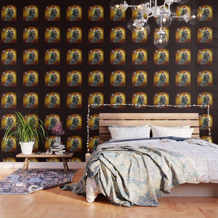 Warrior Duck Wallpaper