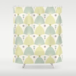 Sublime jade Shower Curtain