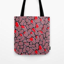 Organic Extrusion Colorways Tote Bag