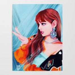 BLACKPINK LISA Poster