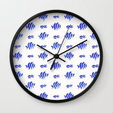 Day 044   #margotsdailypattern Wall Clock