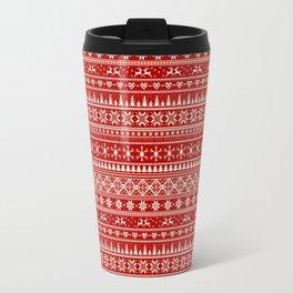 Christmas Jumper Travel Mug