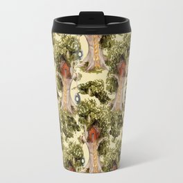 treehouse florest Travel Mug