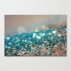 Sprinkled with Sparkle Canvas Print