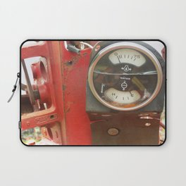 Oil and Water Laptop Sleeve