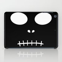 horror iPad Cases featuring Horror by The Wellington Boot