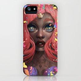 Starburst iPhone Case