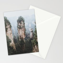 Zhangjiejia National Forest Park Stationery Cards