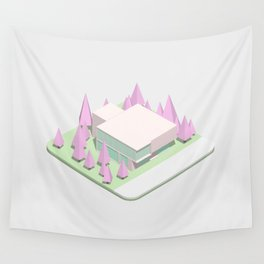 MS-03 Wall Tapestry