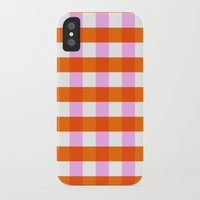 allyson johnson iPhone & iPod Cases featuring Allyson by Anh-Valérie