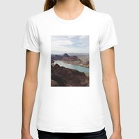 colorado T-shirts featuring The Colorado River by Kevin Russ