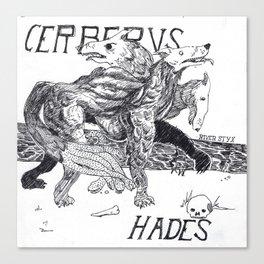 CERBERVS Canvas Print
