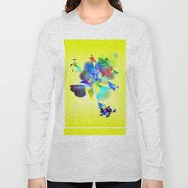 colour is love Long Sleeve T-shirt