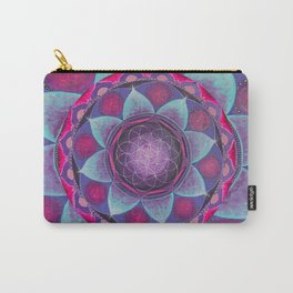 Violetedala Carry-All Pouch