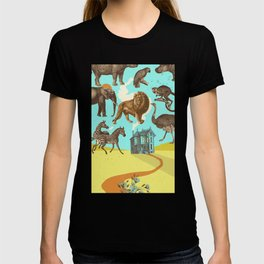 ANIMAL DREAM T-shirt