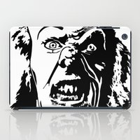 clown iPad Cases featuring CLOWN by Guglielmo