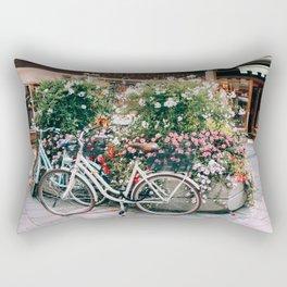 Pitstop   Munich, Germany Rectangular Pillow