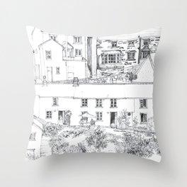 PORTLOE Throw Pillow