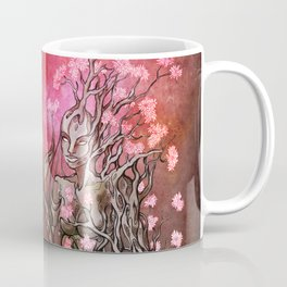 Lumen Blossoms Coffee Mug