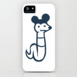Bick Bause - Pixelated iPhone Case