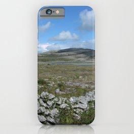 Mullaghmore III iPhone Case