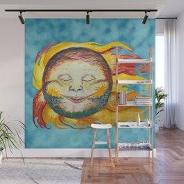 Sun Dreams Wall Mural