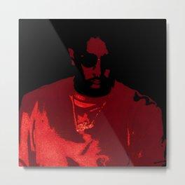 P. Diddy - Puff Daddy - Sean Combs - Black History Month - LOVE - Sean John - Harlem - NYC Swag 2k R Metal Print