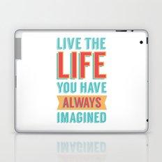 LIVE LIFE Laptop & iPad Skin