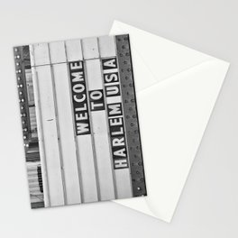 Welcome to Harlem Stationery Cards