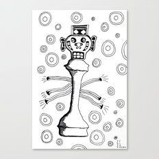 Check Mate Canvas Print