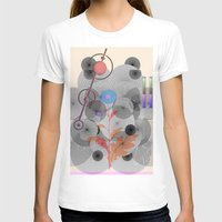 botanical T-shirts featuring Botanical Garden by Kay Weber