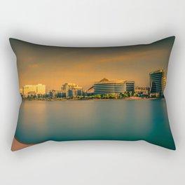 Tempe Town Lake Rectangular Pillow