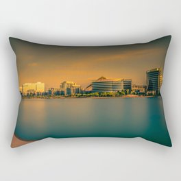 Tempe Town Lake Rectangular Pillow