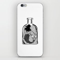 Wish I could be part of your world iPhone & iPod Skin