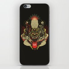 Kāla iPhone & iPod Skin