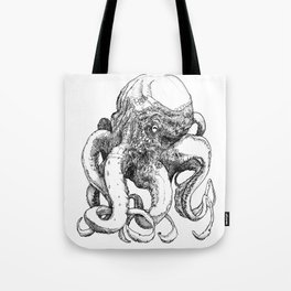Octopus VI Tote Bag