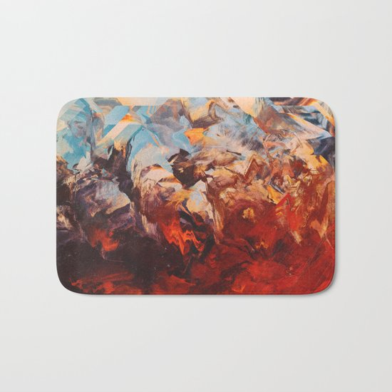 Otherwordly Things Bath Mat