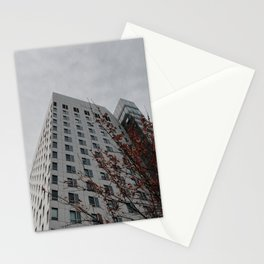 Autumn Architecture Stationery Cards