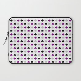 Ace Pride - Spades Laptop Sleeve