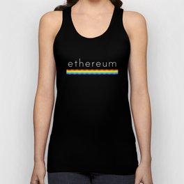 Ethereum Rainbow - ETH Unisex Tank Top