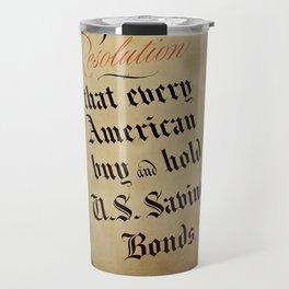 1946 Resolution Travel Mug