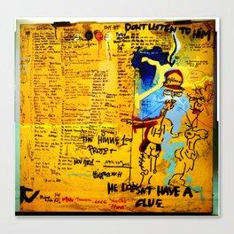 Hinne100 Canvas Print