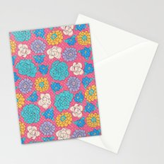 RocoFlowers (strawberry) Stationery Cards