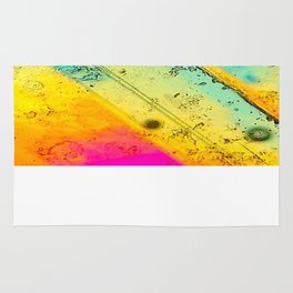 Thin Section X Rug